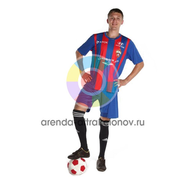 Аниматор - родео Футбольный мяч