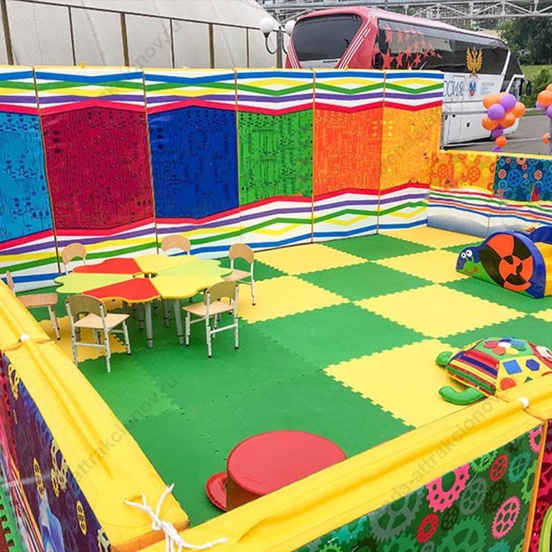 Детская комната на мероприятие