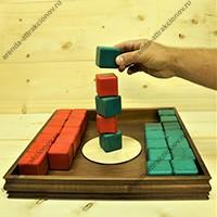 Настольная игра Башня для кофе брейков