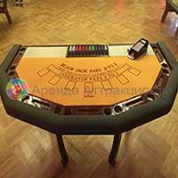 Блэкджек - выездное казино из Лас Вегаса