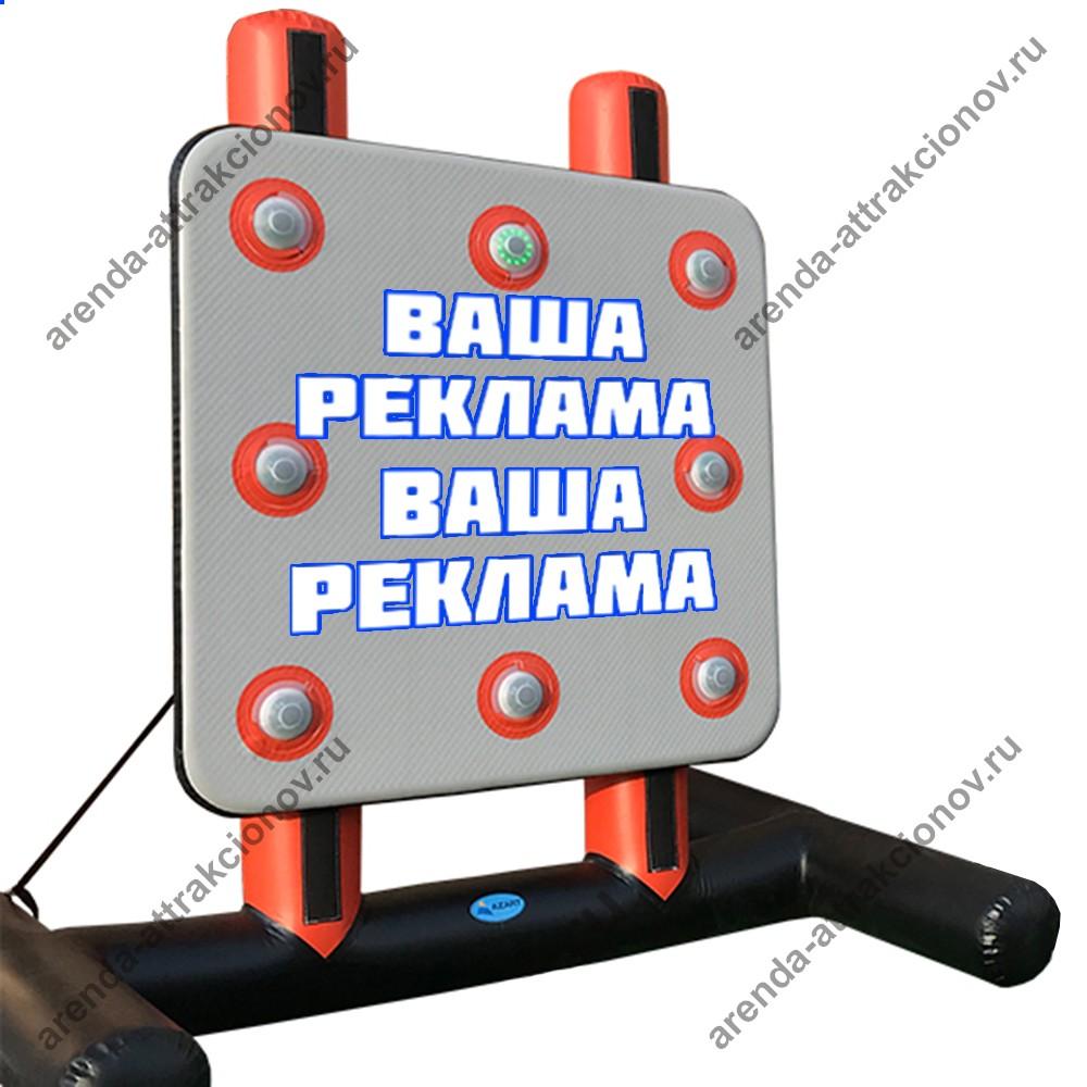 Оклейка названий для баттл-кнопок кроссфит