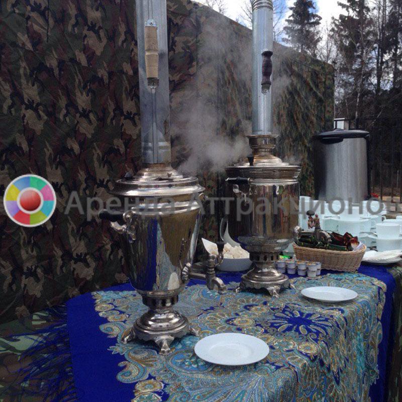 Аренда чайной станции Военная