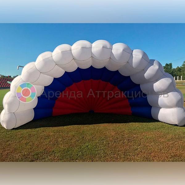 Надувная сцена для праздничных мероприятий