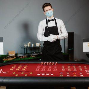 Фан-казино с дегустацией перца
