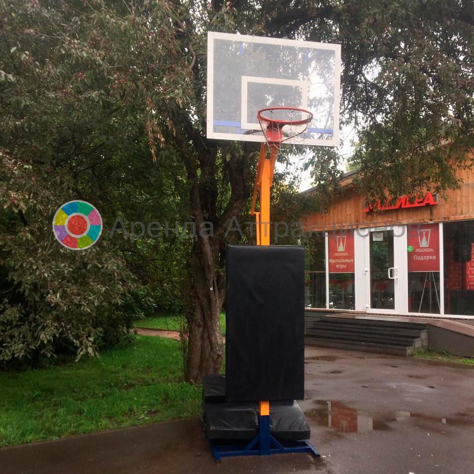 Стойка баскетбольная в аренду
