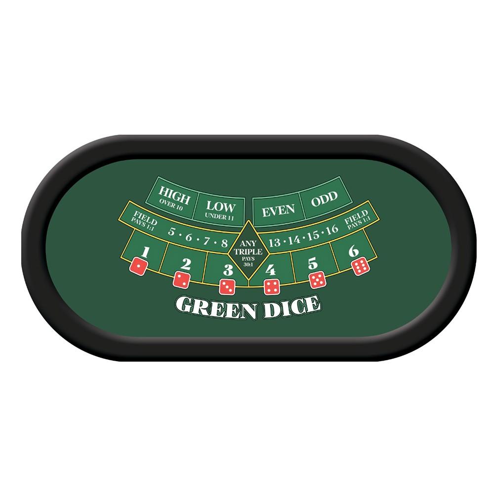 Игра в кости Green Dice в аренду для выездного казино