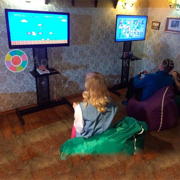 Аренда игровой приставки Dendy на мероприятие
