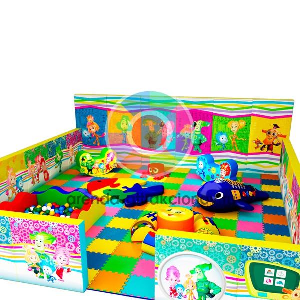 Детская игровая комната для детских праздников