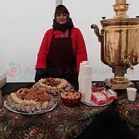 Буфетчик для чайной станции