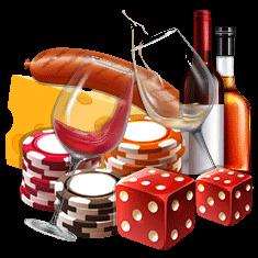 Съедобное Food Casino