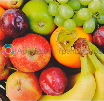 Фруктовые инструменты для фруктового диджея