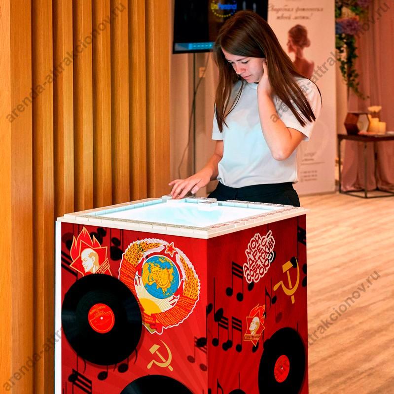 Музыкальный стол СССР в аренду