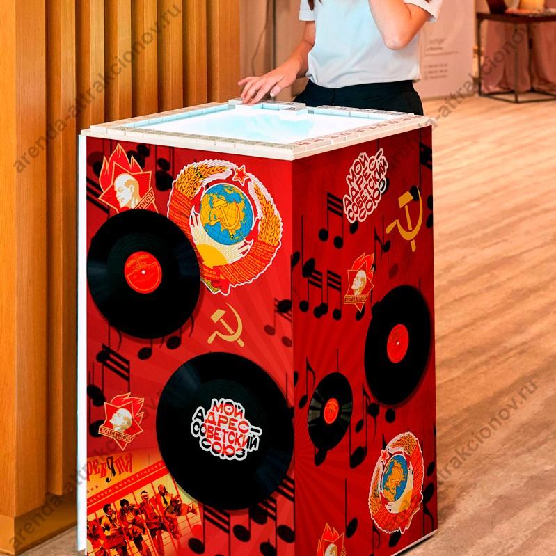 Музыкальный стол Mash Machine