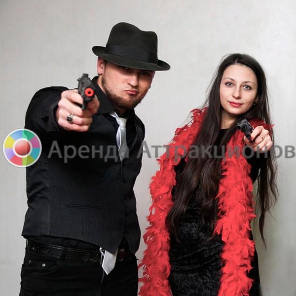 Аниматоры гангстеры