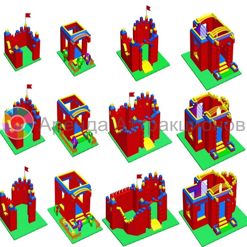 Аренда Лего Гигантское на детский праздник