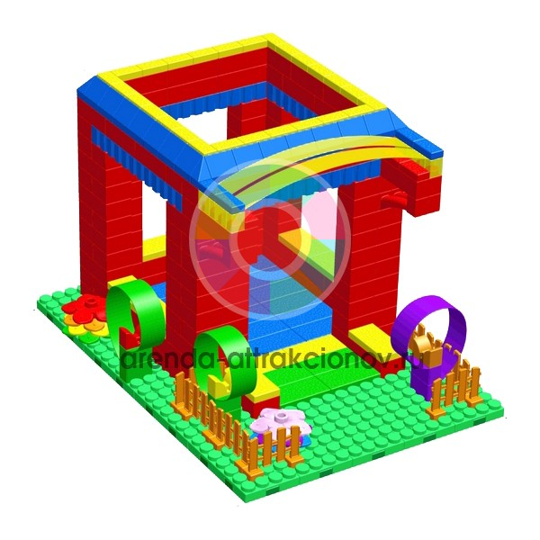Конструктор Гигантское Лего для детей