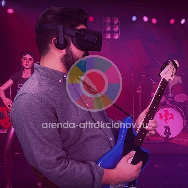 Rockband VR в аренду