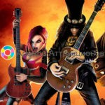 Аренда аттракциона Guitar Hero