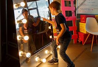 селфи зеркало