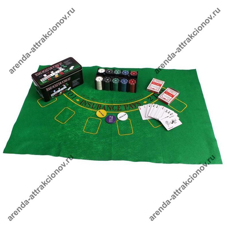 Индийский покер игровое полотно