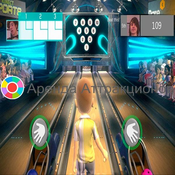 Аренда интерактивного Боулинга на мероприятие в Москве и МО