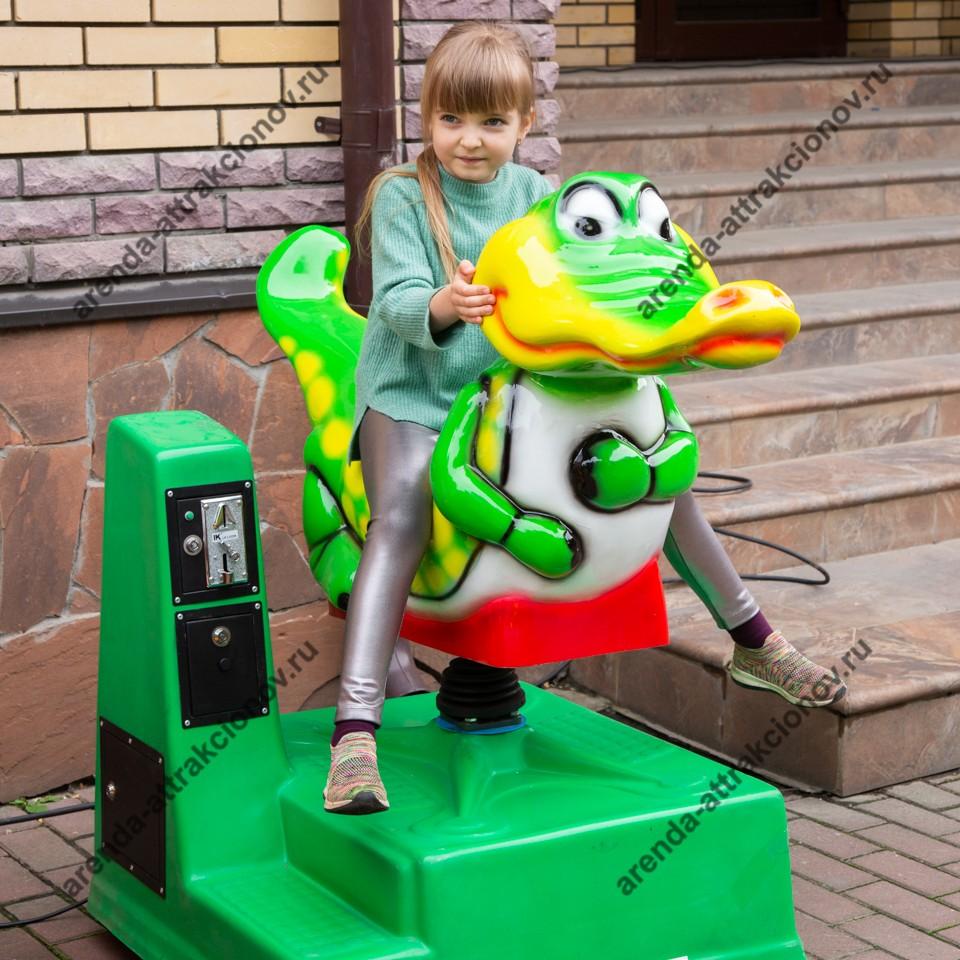Качалка крокодил Данди в аренду