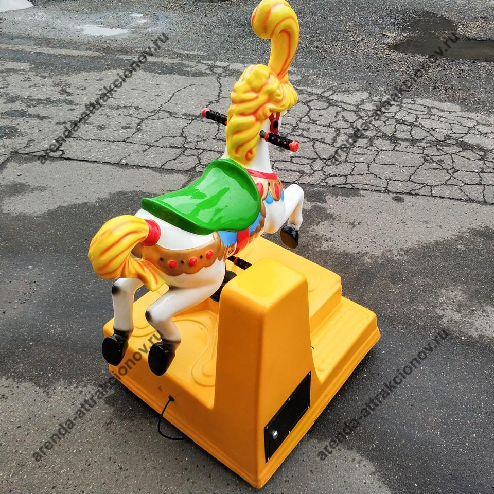 Лошадка механическая на праздник