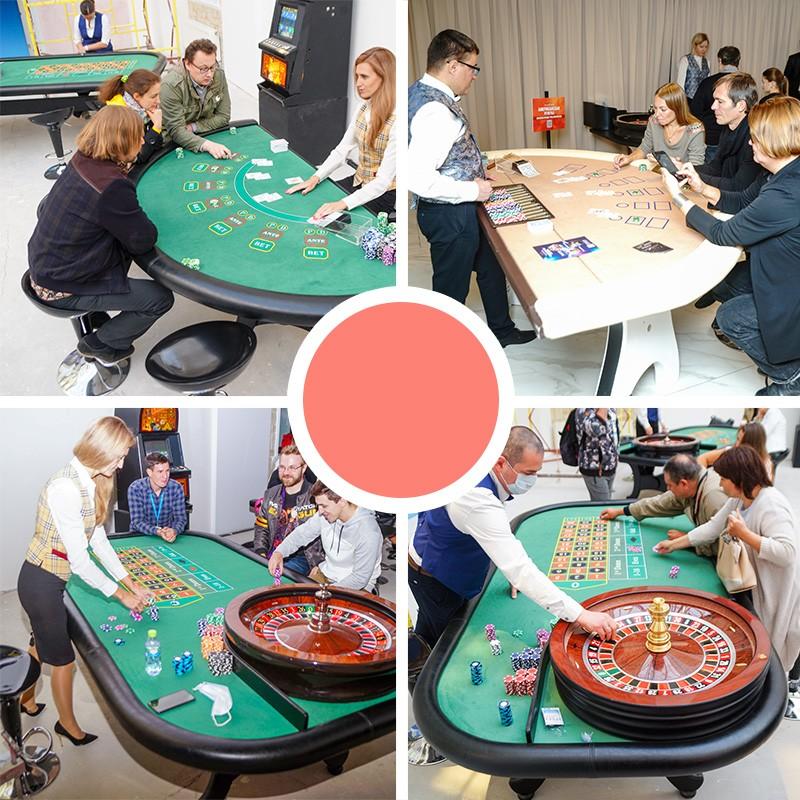 фан казино на мероприятие