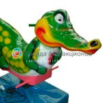 Качалка Крокодил в аренду на мероприятие