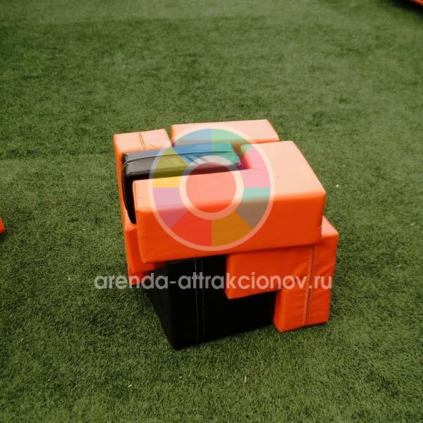 Куб Сома в аренду на детский праздник