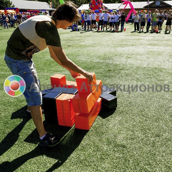 Аренда аттракциона Куб Сома