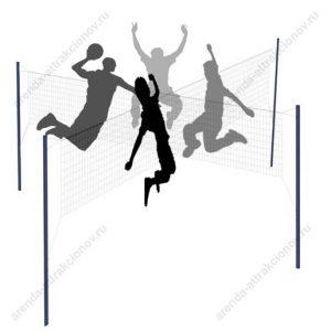 Квадро-волейбол