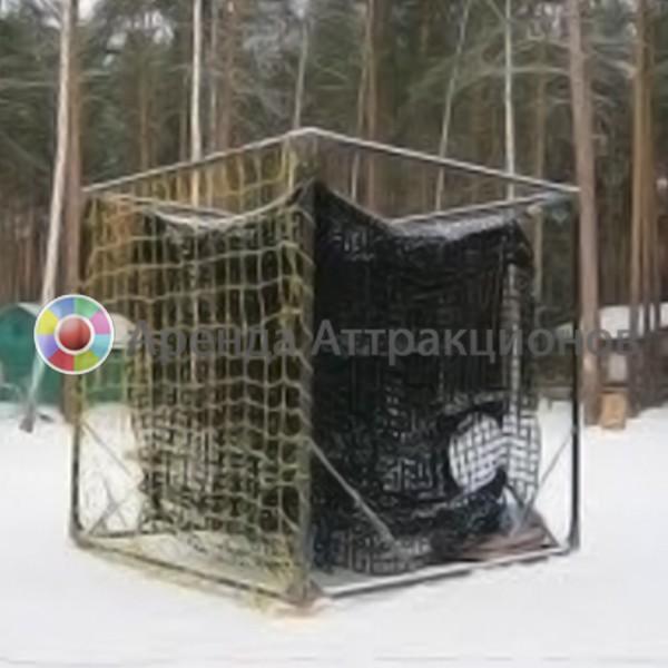 Аренда аттракциона Лабиринт куб