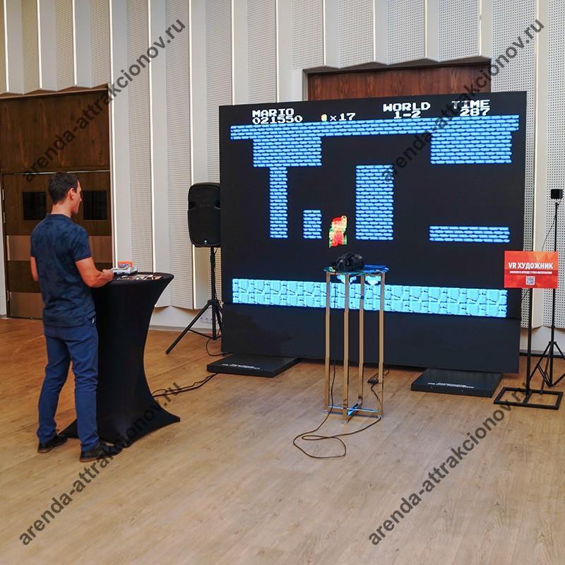 Гигантский LED Экран в аренду на мероприятие
