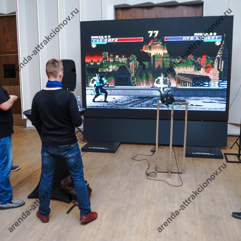Большой LED Экран для трансляции на прокат