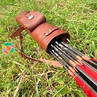 Дополнительные стрелы для лучного тира