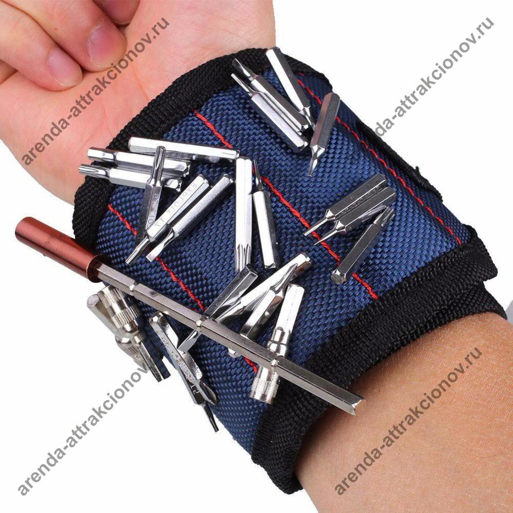 магнитные браслеты для гвоздей и шурупов своими руками