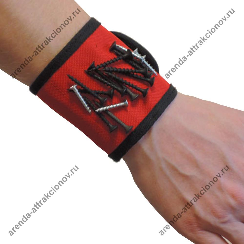 магнитные браслеты для гвоздей и шурупов мастер-класс в Москве и МО