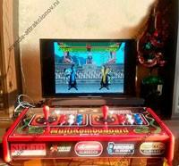 Игры 90х - Советский игровой автомат
