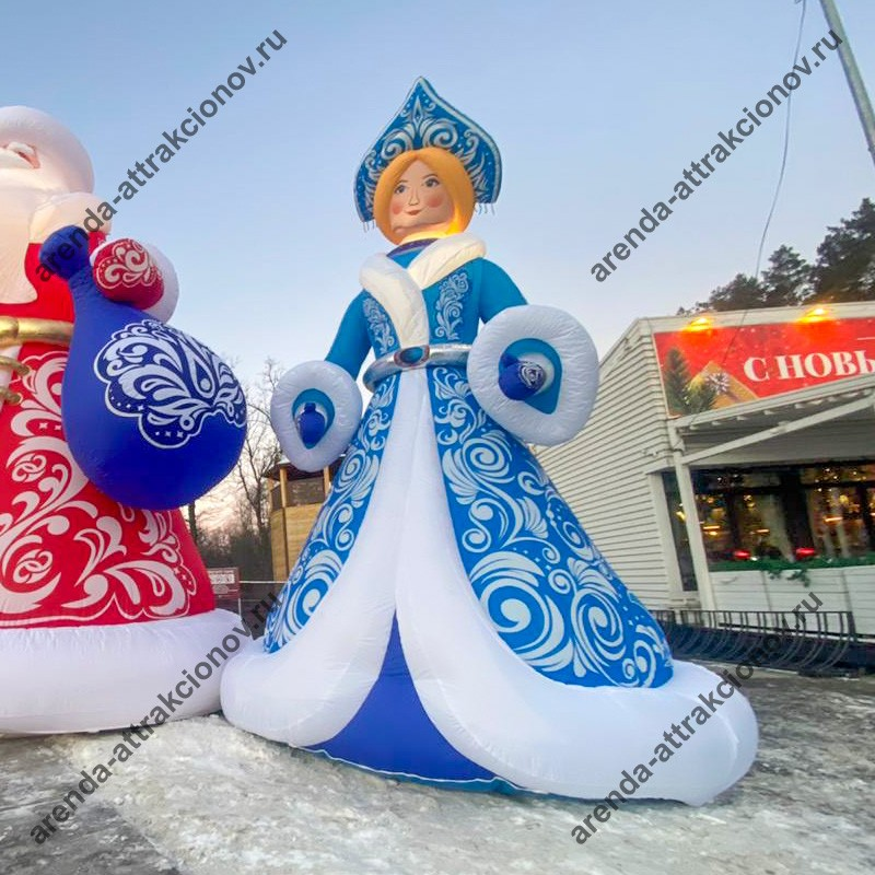 Дед Мороз (высота4,2 м)