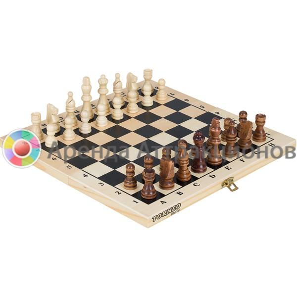 Шахматы в аренду на праздник