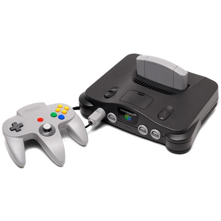 Игровая приставка Nintendo64