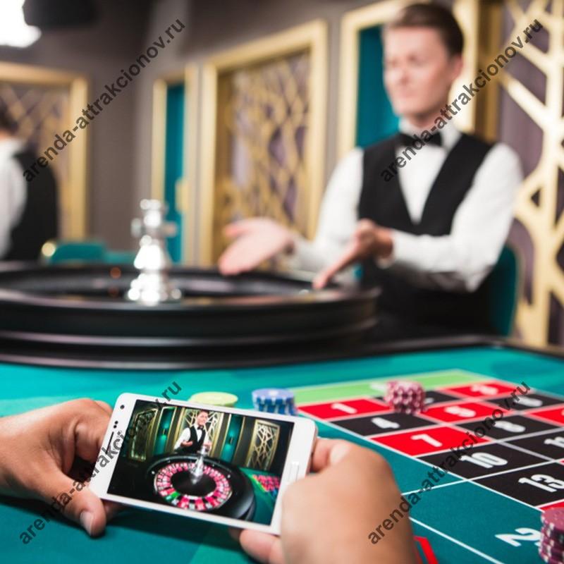 фан казино онлайн