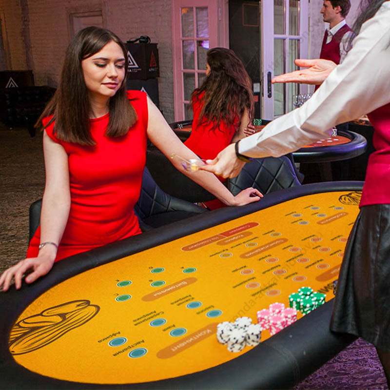 Фан-казино на праздник