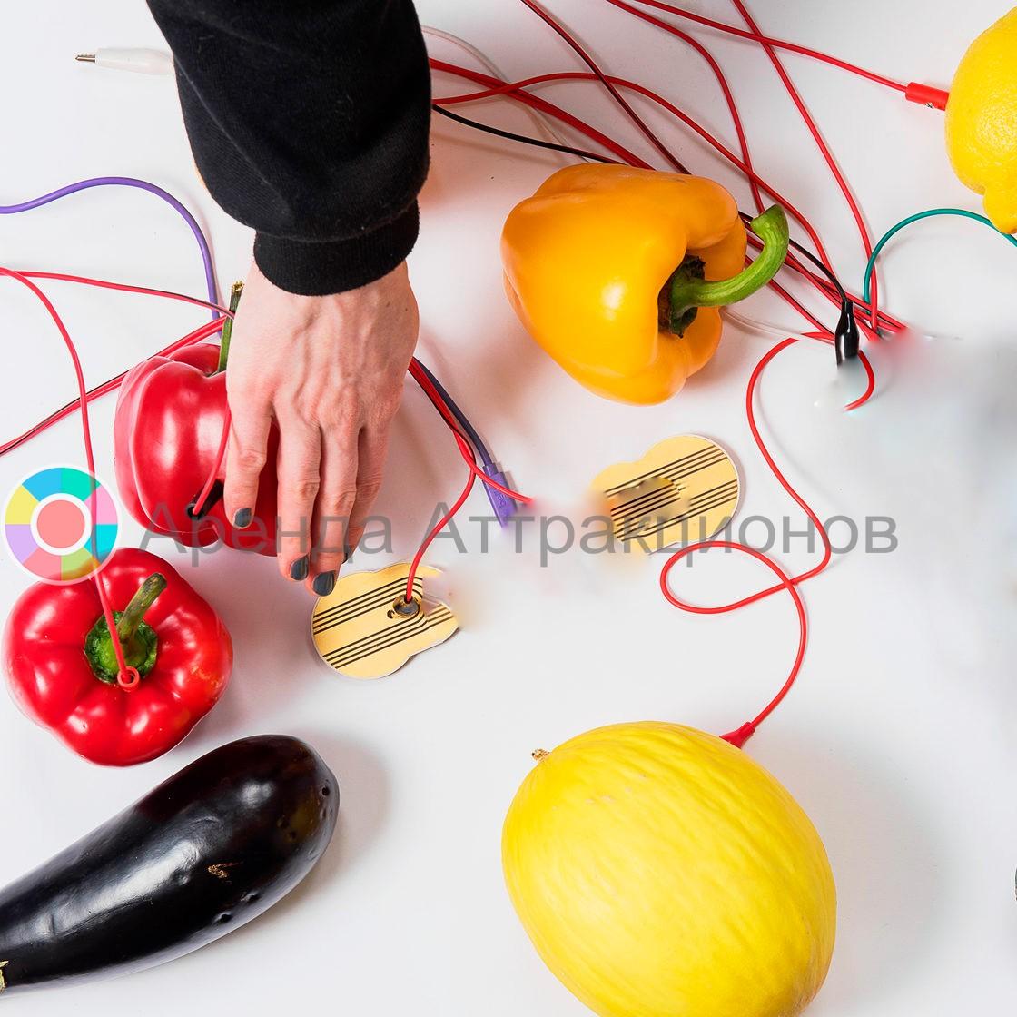 Овощные инструменты для фруктового диджея