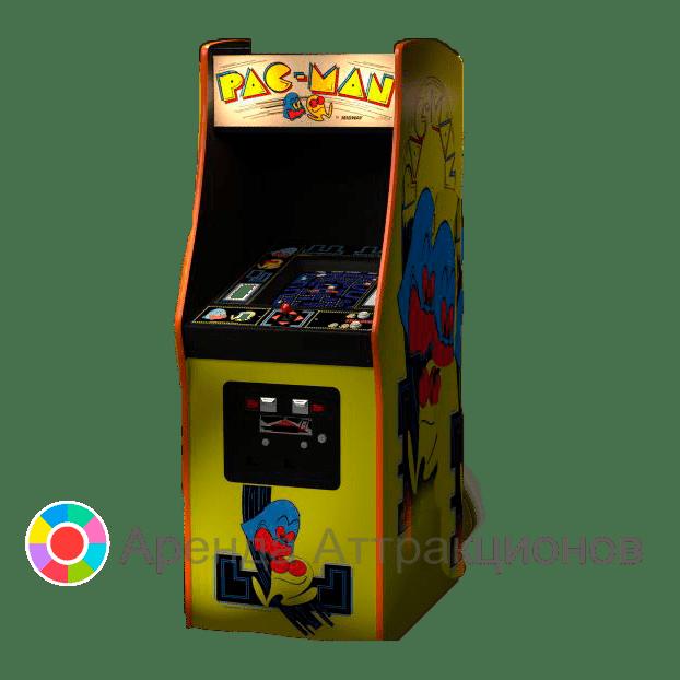 Пакман - Советский игровой автомат