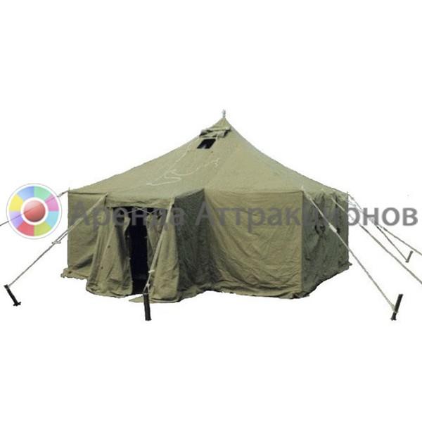 Палатка военная в аренду на мероприятие