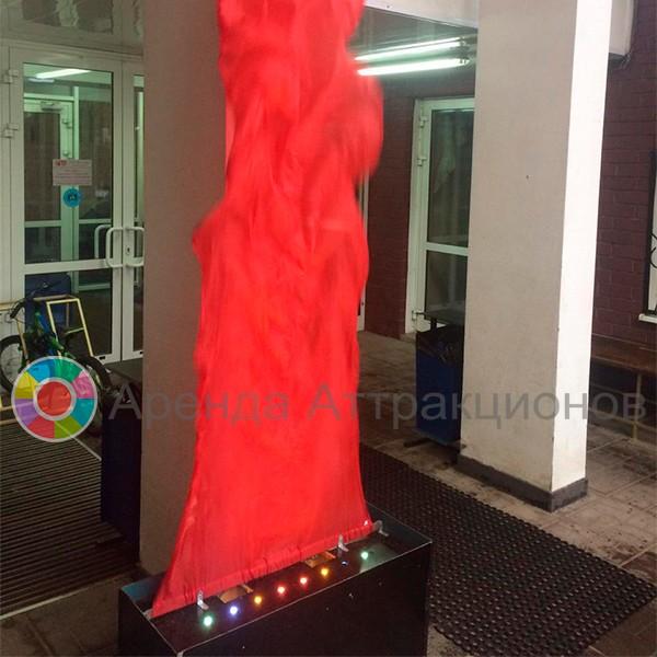 Имитация пламени в аренду на корпоративное мероприятие