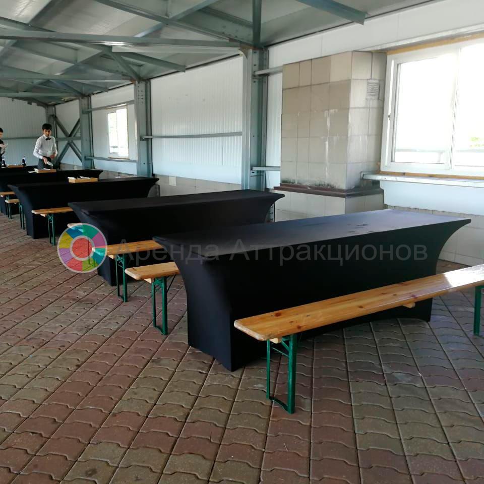 Аренда армейского стола на мероприятие