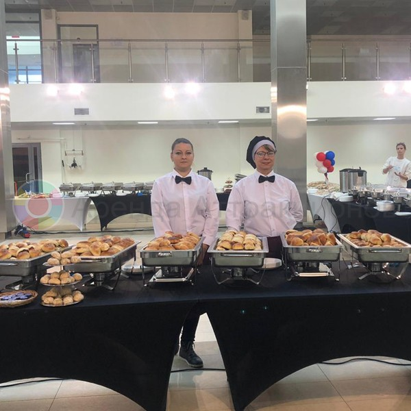 Пирожки для фуршета на мероприятие